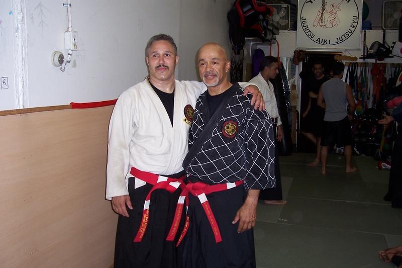 Shihan Gonzalez and Shihan Gelpi