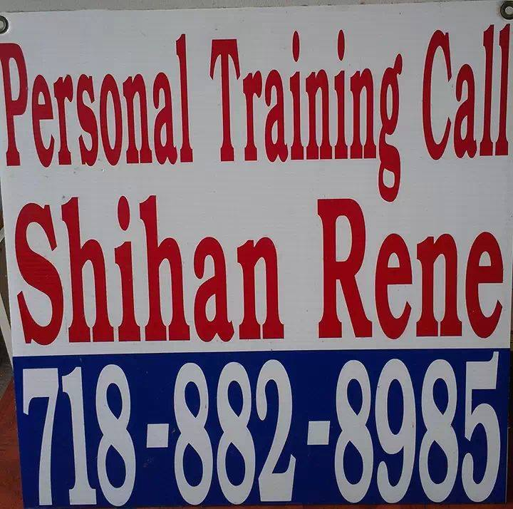 PERSONAL TRAINING- SHIHAN RENE